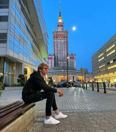 Фото со страницы Илья Салея в Instagram