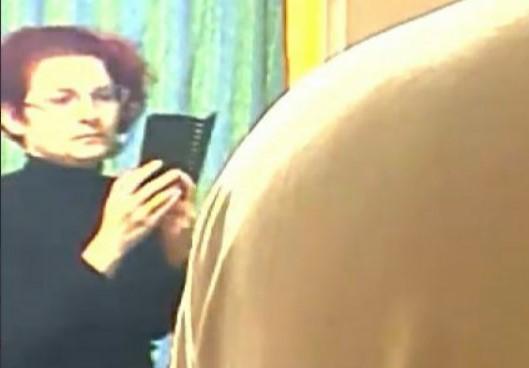 Жена Андрея Зельцера. Фото: Скриншот видео трагедии