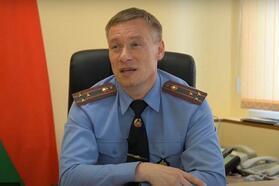 Начальник ГАИ Беларуси Дмитрий Корзюк назначен заместителем министра внутренних дел