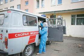 «Мывзяли максимальную заболеваемость при первой волне». Лукашенко озвучил странные цифры покоронавирусу