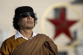 Муаммар Каддафи. Фото: Reuters
