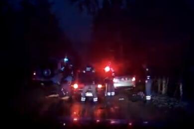 В Бобруйском районе 19-летний бесправник наKIA пытался уйти отпогони ГАИ