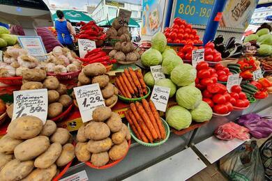 Что почем сейчас продают наминской Комаровке ипочему растут цены нанашу морковь исвеклу