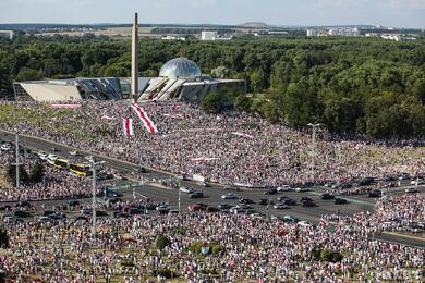 «16августа: как это было». Фильм Zerkalo.io осамом масштабном марше вистории Беларуси