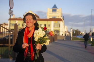 В Бресте отправили надоработку административное дело 64-летней политзаключенной Елены Гнаук