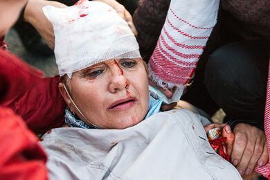 Насилие после выборов