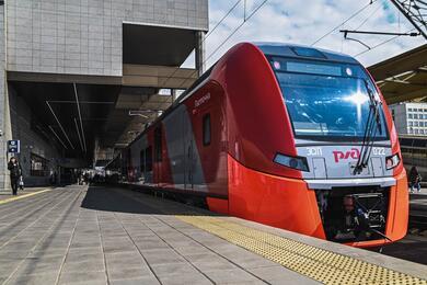 На скоростные поезда «Ласточка» между Минском иМосквой будут по-новому рассчитывать стоимость билетов