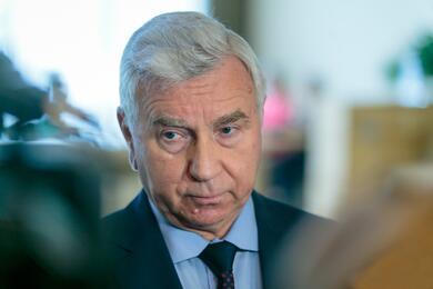 Умер бывший гендиректор «Белавиа» Анатолий Гусаров