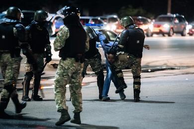 Применение силы было соразмерным иоправданным: СКотказал ввозбуждении уголовного дела пофактам жестокости силовиков
