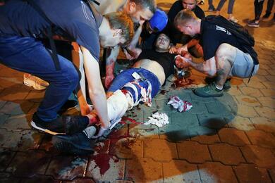 Международный трибунал иуголовные дела занасилие над белорусскими демонстрантами. Что обсуждали вНюрнберге?