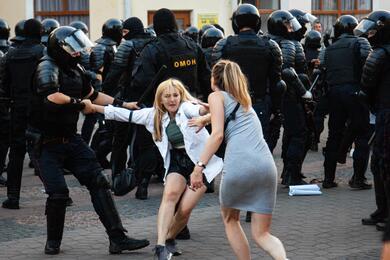 СК поМинску: Скоро мыдадим оценку всей организации массовых беспорядков