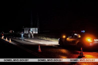 В Мозырском районе ГАЗ сбил мужчину. Онвреанимации