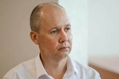 На Валерия Цепкало завели еще одно уголовное дело— закомментарий огибели сотрудника КГБ