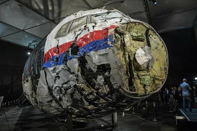 Решение поделу окрушении Boeing над Донбассом огласят доконца следующего года