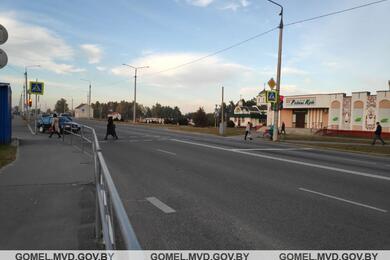 В Житковичах легковушка сбила 13-летнего велосипедиста