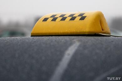 В Минске пьяный пассажир угнал такси