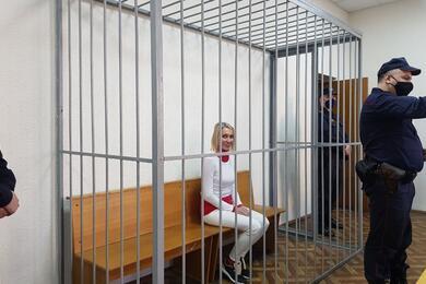 Политзаключенную Наталью Херше переводят изколонии втюрьму