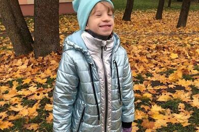 11-летней Лиле нужна помощь: наоперацию вИзраиле требуется 25 тысяч долларов