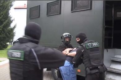 Фото: скриншот видео телеканала Беларусь-1