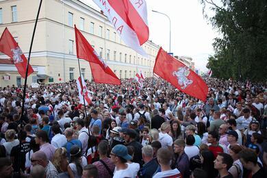 Минсктранс требует сдвух политзаключенных 28 тыс. рублей компенсации за«перекрытие дороги». Что решил суд