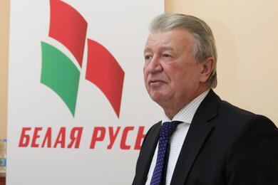 Александр Радьков. Фото: belayarus.by