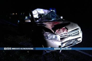Велосипедист погиб под колесами автомобиля вСтолбцовском районе