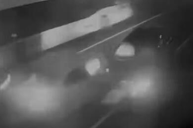 В Сети появилось видео смертельной аварии сучастием машины, вкоторой ехала Ксения Собчак