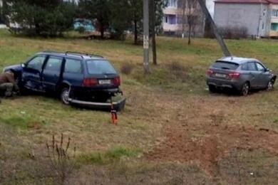 В Свислочи пьяный водитель попал вДТП исказал, что зарулем был неон, чтобы получить страховку
