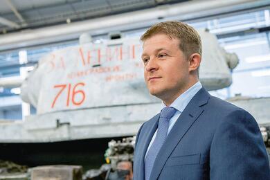 Виктор Кислый. Фото: mirtankov.su