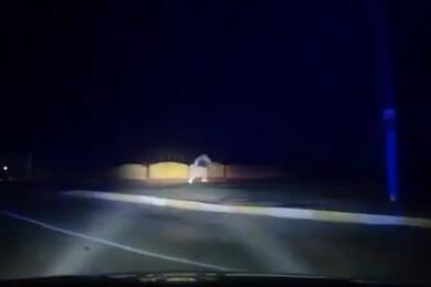 В Хотимске пьяный 17-летний парень на«жигулях» пытался скрыться отГАИ