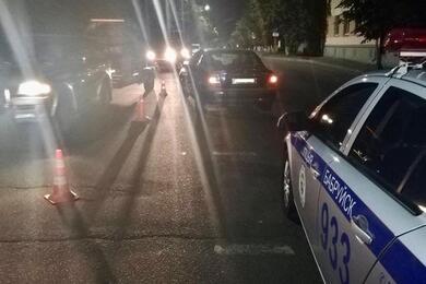 Легковушка сбила пешехода напереходе вБобруйске