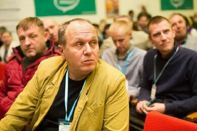Сергей Гордиевич. Фото: zapraudu.by