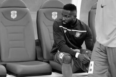ФК «Витебск» взял насебя затраты повозращению домой тела погибшего нигерийского футболиста