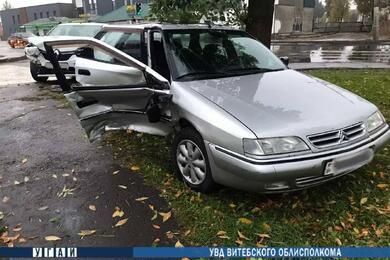 Два человека пострадали ваварии вОрше