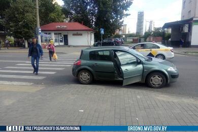 В Лиде напереходе Renault сбил 3-летнего мальчика. Ребенок вреанимации