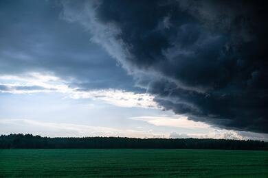 В МЧС рассказали опоследствиях прохождения грозового фронта вГродненской области