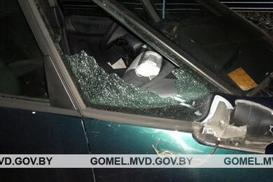 На трассе М10 вГомельской области Renault сбил пешехода. Мужчина вреанимации