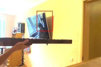 К видео перестрелки сотрудника КГБ изастрелившего его человека есть вопросы. Вот они