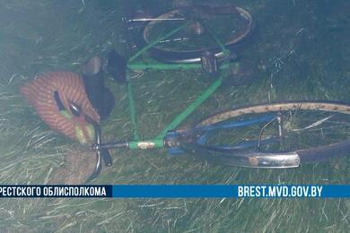 На трассе М10 вДрогичинском районе фура сбила велосипедиста. Мужчина вреанимации