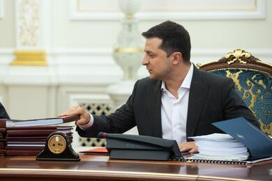 Владимир Зеленский. Фото: Офис президента Украины