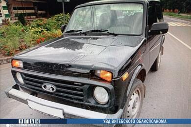 В Толочине напереходе Lada сбила 20-летнюю девушку