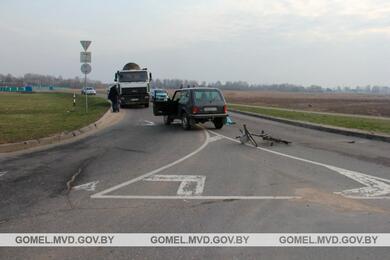 В Ветке водитель «Нивы» насмерть сбил велосипедиста. Приговор суда