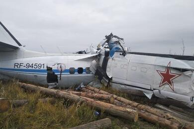 В Татарстане потерпел крушение самолет спарашютистами— погибли 16 человек
