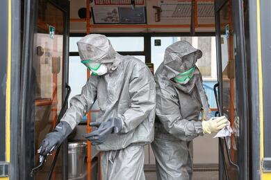 Минздрав озвучил последние данные покоронавирусу: 1974 человека заболели, 11— умерли