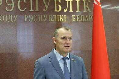 Анатолий Исаченко. Фото: пресс-служба Совета Республики
