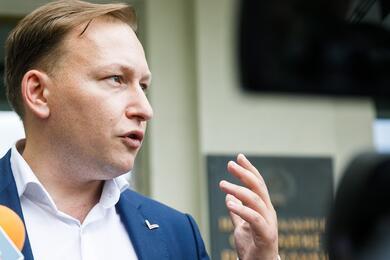 Глава ликвидированной «Говори правду» Андрей Дмитриев сообщил онамерении создать новую организацию