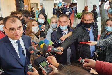 Виктор Каранкевич. Фото: пресс-служба Минэнерго