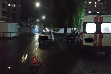 В Гродно водитель Skoda, двигаясь задним ходом, сбил нетрезвую женщину