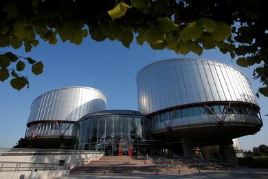 Европейский суд по правам человека, Страсбург, Франция. Фото: Reuters