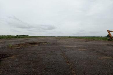 Аэродром вГанцевичском районе продали саукциона единственному претенденту